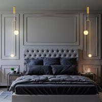 Chandeliers Crystal Cocina Accesorio Lustres Para Quarto Led Wall Moon Lamp Ventilador De Techo Living Room Decoration Lamparas