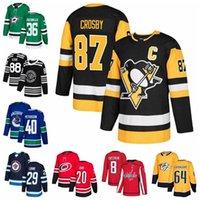 Toronto Ahornblätter Chicago Blackhawks Eishockey-Jerseys Herren Auston Matthews Jersey Patrick Kane Marc-Andre Fleury genäht