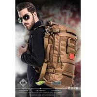 حقيبة ظهر كيس من النايلون عالية الجودة 50 لتر العسكرية العامة السياحية السياحية السياحة 2021