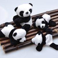 Regalo creativo e delizioso Planh Panda Souvenir speciale del turismo di Chengdu