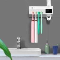 الصفحة الرئيسية UES معجون الأسنان حاملي الأسنان-الأشعة فوق البنفسجية فرشاة الأسنان المعقم معقم نظافة حامل التخزين الأشعة فوق البنفسجية فرشاة الأسنان 1228 V2