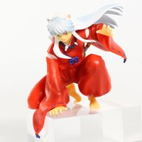 Inuyasha Figure Pvc Collection Doll Anime Figurine Model Toy...