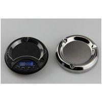 500 g / 0.1g 200 g / 0.01g Balance Balance Escala de ceniza de alta precisión de alta precisión Escala digital para la escala de joyería portátil de diamante de oro 411 v2