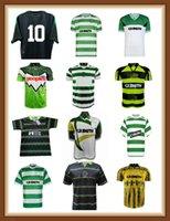 Jerseys de football celtique rétro Moravcik Classic 89 94 95 96 97 98 01 02 05 06 DALGLISH LASSON JACKSON NAKAMURA Chemises de football antiques