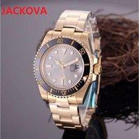 Casual Mens Automatic Mechanical Watches 40mm Luxury Watch Ceramic Bezel Waterproof 316L Stainless Steel Strap Sapphire Mirror Design Wristwatch Montre de luxe