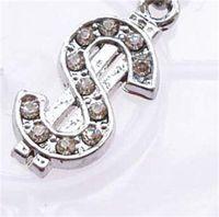 D0113 DOLLARS BUNLY BELLY BOIT BOIT BOISSONNELS Navel Bijoux Piercing Bijoux Dangle Accessoires Charme de mode (10pcs / Lot) 197 W2