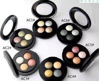 Высокое качество самых продаваемых продуктов для сбора 4 цветных тени для век 0,5 г