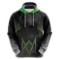 Men's Hoodies & Sweatshirts Watch Dogs 3D Print Hooded Hoodie Sweatshirt Coat Cosplay