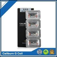 Caliburn G Coil Mesh 0.8ohm UN2 MESHED-H Sostituzione Bobine di ricambio Testa per il kit di sistema POD
