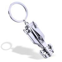 키 체인 아연 합금 가정 장식 스포츠 자동차 F1 경주 남자의 금속 장식품