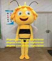 캐릭터 마야 꿀벌 마스코트 의상 성인 만화 캐릭터 복장 세트 세계 박람회 상점 CX4011 무료 배송