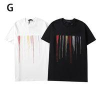 2021 Mens Mulheres Designers Camisetas Moda Homens Casuais Homem Roupas Rua Designer Shorts Sleeve Roupa T-shirts