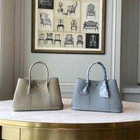 New garden Bag Fashion Top versatile large capacity women's hand pure leather tote bag wan XJ1B wan