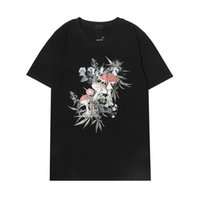 Hombres Mujeres Camisetas Negro Blanco Manga corta T Shirts Causal VERANO TEES HIP HOP TSHIRTS STREAMWEET BUEN CALIDAD TR002