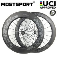 عجلات الدراجة mostsport 60mm / 88mm الفاصلة الكربون للدراجة الطريق / دراجة novateca291sb-SL / F482SB-SL مراكز عمود