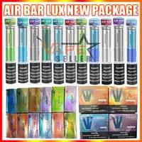 Hava Bar Lux Tek Kullanımlık Vape Kalem E Sigara Cihazı ile 500mAh Pil 2.7ml Pods 1000 Puffs Dab Airbar Kit vs Puff XXL