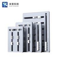 MIJING T22 / T23 / T24 / T26-PRO Universal Port Porte-PCB Porte-PCB pour téléphone mobile carte mère PI de maintien de bras de soudure Réparation professionnelle HA