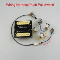 Seymour Duncan SH1N SH4 Humbucker التقاطات مع الأسلاك تسخير الغيتار الكهربائي التقاطات زيبرا / أسود بيك آلات الغيتار المحددة في المخزون