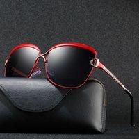 2021 Suncloud-Sonnenbrillen Frauen polarisiert für Mädchen, die kundenspezifisch privat sind