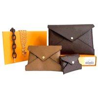 حقيبة يد المرأة المحمولة Kirigami ثلاث قطع حقائب اليد المحافظ سيدة حمل حقائب عملة محفظة محفظة حقيبة متعدد الألوان