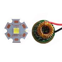 Bulbs Cree XHP50 Cool White Neutral Warm High Power LED Bulb 6V 16/20mm Copper PCB + 22mm 1Mode / 3modes 5Modes Driver