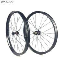 Roues à vélos BikeDoc 50mm * 25mm CLINCHER 27.5ER Plus Wheelset MTB