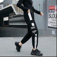 Vita larga a vita bassa Qualità da donna Capri Handsome Pattern Stampa Pantaloni Streetwear Plus Size Donna Casual Jogger Pant