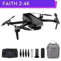 Faith 2 GPS Drone With 4K Camera 3-Axis Gimbal Brushless FPV 5G Professional Quadcopter 5KM 35Mins Remote Flight RC Helicopter Drones