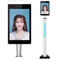 Câmera de reconhecimento de face HD Dinâmico Dinâmico Desbloqueio Tempo de Desbloqueio Nenhum sistema de dispositivo facial de controle de acesso
