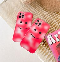 Smile Face Mobile Cell Phone Cases Apply for iphone12promax Iphone 11 11pro Max Xr Xs X 7 7plus 8 8plus 6 6plus Soft Silicone Shell