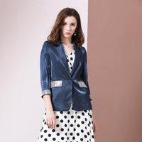 Women's Jackets 2021 Autumn Women Fashion Slim Jacket Female High Quality Outwear Ladies Elegant Suit Girls Leisure Coat