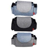 Diaper Bags Stroller Bag Baby Organizer 6 Pockets For Phone Bottle