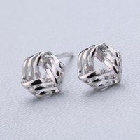 New Fashion Big Circle Simple Earrings Hoop for Woman High Quality rtdfdrgkoygfgghdsf