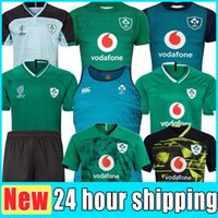Top thailand New 2019 2020 2021 2022 Irelands rugby Jerseys T shirts HOME away Rugbys League jersey 20 21 shirt S-5XL world cup pants vest