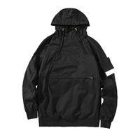 CP TopStone Mens зимняя куртка мужские зимние пальто повседневные плюшевые толстовки пуловер осень зима мужские и женские кофты