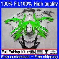 OEM Body For SUZUKI GSXR750 GSXR 600 750 CC 600CC 2011 2012 2013 2014 2015 2016 2017 23No.98 GSXR-600 750CC GSXR600 K11 Green white 11 12 13 14 15 16 17 Injection Fairing