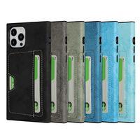 Custodie per telefoni cellulari impermeabili in velluto per iPhone 11 11Pro 11Promax 12 12Pro 12Promax XS 8 Plus