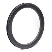 "Rodas de bicicleta Silverock 16 ""1 3/8"" 349 Borda de carbono para jantes de bicicletas dobráveis 24h 38mm freio de disco clincheiro matte"