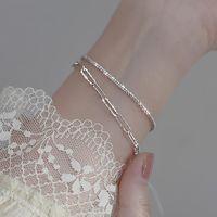 Link, Chain Korean Fashion Bracelet Female Ins Light Luxury Premium Exquisite Cold Wind Temperament Jewelry Gift