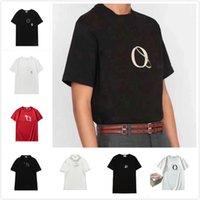 21ss Erkek Tshirt Moda Erkek S Casual T Shirt Adam Giyim Sokak Stilisti Şort Polos Sleeve 2022 Giysi Tişörtleri 22ss