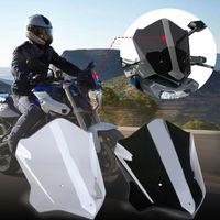 Motorcycle Windshield F800R Windscreen For F800 R 2021 - Wind Screen Shield Airflow Deflectors Accessories