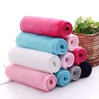 النساء ماكياج المزيل ستوكات منشفة reusable المكياج مناشف الوجه تنظيف القماش الجمال التطهير الملحقات بالجملة YFA2954