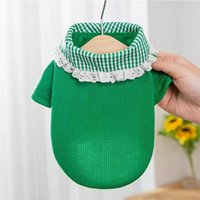 Dog Apparel Summer Cute Pet Shirt Clothes T-shirt Pajamas Spring Pets Clothing For Small Dogs Puppy Pomeranian Yorkshire Costumes