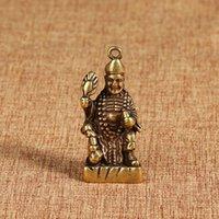 النحاس المعيشة بوذا جي غونغ تمثال بوذا تماثيل المنزل مكتب الديكور تمثال مصنع المبيعات المباشرة AC942