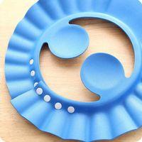 6 style Safe Shampoo Shower Bathing Bath Protect Soft Caps For Baby Wash Hair Shield GWB6273