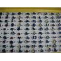 wholesale 500pcs mood mixed animals butterfly,smile,heart,peace dove fashion rings jewelry Fr