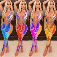 Abiti casual da donna Galaxy Womens Cocktail Ladies Abito lungo Dress Donne Spazio Spazio Senza Maniche Universo Vestido Sexy Kyku Abito alto Abito Cool Casual Qu