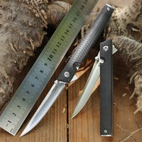 2021 Gentleman Pocket Folding Knife 8Cr13Mov Blade Tactical Survival Mini Knives Outdoor Hunting Camping Combat Knifes EDC Tools