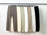 Diseñador luxruy hombre para mujer ropa pantalones moda moda marca Único bordado reflexivo otras letras para hombres y mujeres con cordón de pantalón
