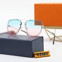 top qualtiy New Fashion Sunglasses For Man Woman Erika Eyewear ford Designer Brand Sun Glasses Girls Love